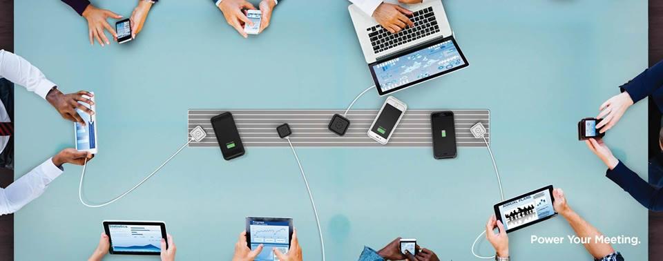 置くだけで充電できる、便利でおしゃれでプレゼントに最適なワイヤレスな充電器FLI Charge_2