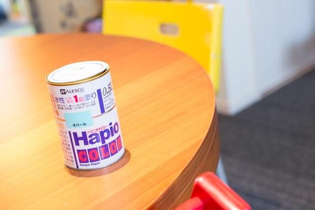 おしゃれ部屋_三鷹市_団地_団地リノベ_リノベーション_DIY_DIY家具_ハピオカラー_20
