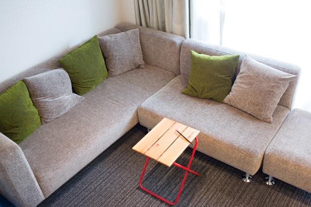 おしゃれ部屋_三鷹市_団地_団地リノベ_リノベーション_DIY_DIY家具_bloccoのソファ_18