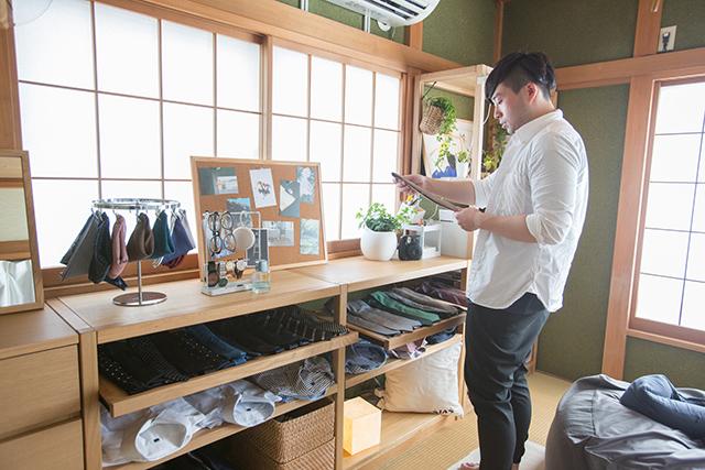 無印良品のインテリアアドバイザー高田さんの和室を和モダンにしたおしゃれな部屋_11