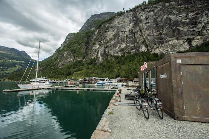 北欧のノルウェー、フィンランド、スウェーデン、デンマークに設置されたタイニーハウスみたいなおしゃれな移動ホテルであるScandic-To-Go_3
