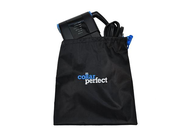 Amazonで販売されている、挟んで使うアイロン「Collar Perfect」を紹介します。襟を挟んでプレスするので、裏と表、同時にかけられ立体的に仕上がります。コンパクトサイズなので、旅行先に持って行っても、オフィスの引き出しに置いても邪魔になりません。